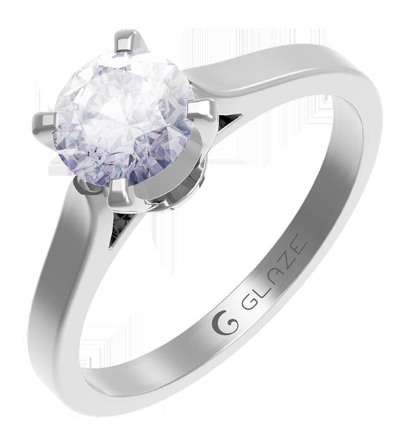 5f6fb858769f Кольцо P00060 - Glaze Jewelry