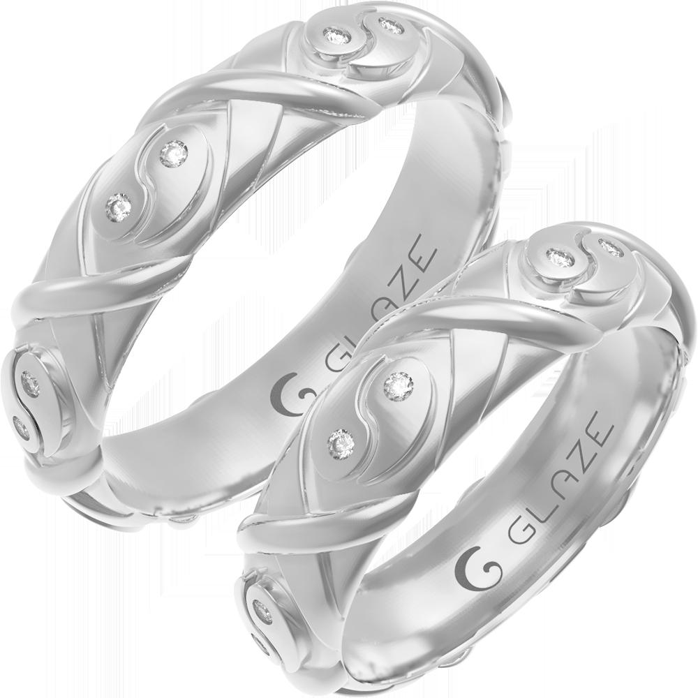 955a6f8bf38d Кольцо из белого золота 585 пробы. Мужское  вес 6 гр., ширина 5,3 мм, 14  бриллиантов, диаметром 1 мм, общим весом 0,07ct. Цена  29900 ₽